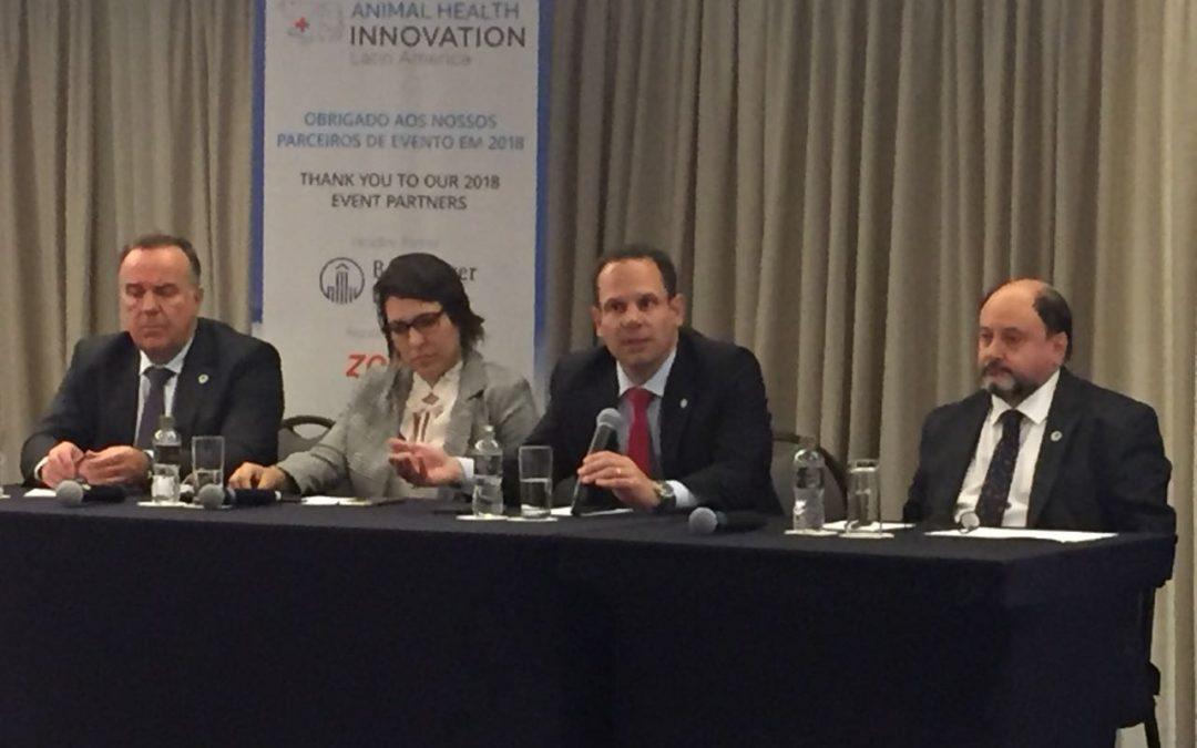 SINDAN participa de fórum sobre inovação em São Paulo