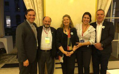 SINDAN marca presença na 86a reunião anual da OIE, em Paris