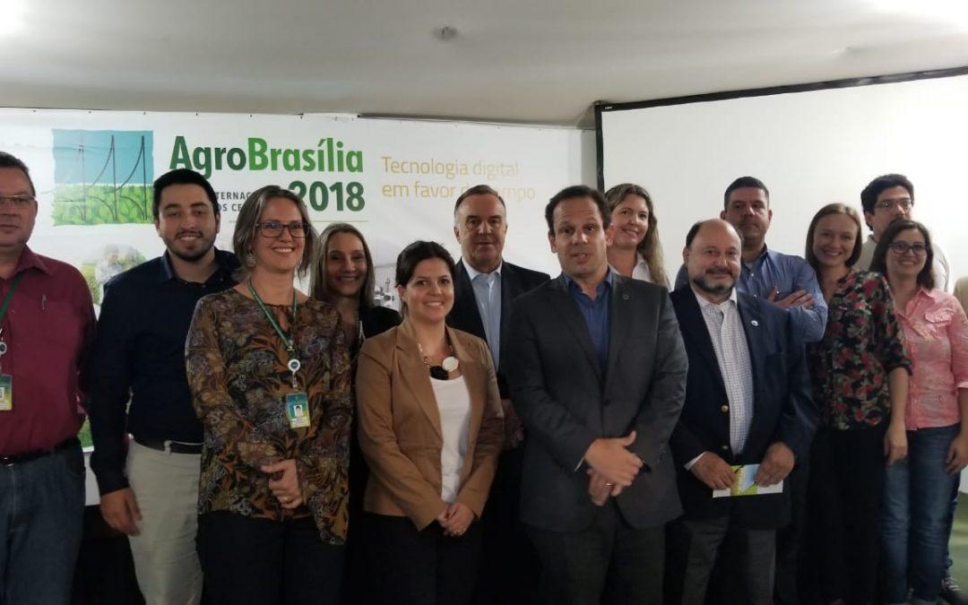 SINDAN acompanha lançamento do PAN-BR AGRO, em Brasília