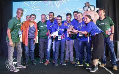 PUC Minas Betim é a campeã da maratona de ideias Vacathon 2018, da Embrapa Gado de Leite