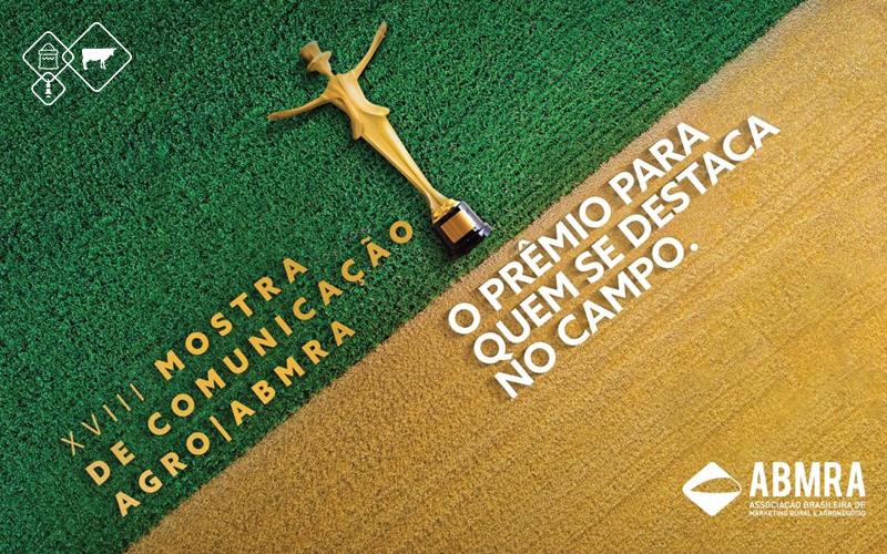 Em 2019, ABMRA completa 40 anos e promoverá Mostra de Comunicação e Congresso de Marketing do Agronegócio