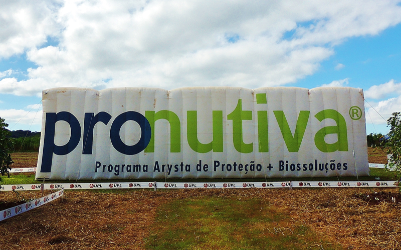 Programa Pronutiva e soluções para acaricidas e inseticidas são destaques da UPL na Expocitros, em SP