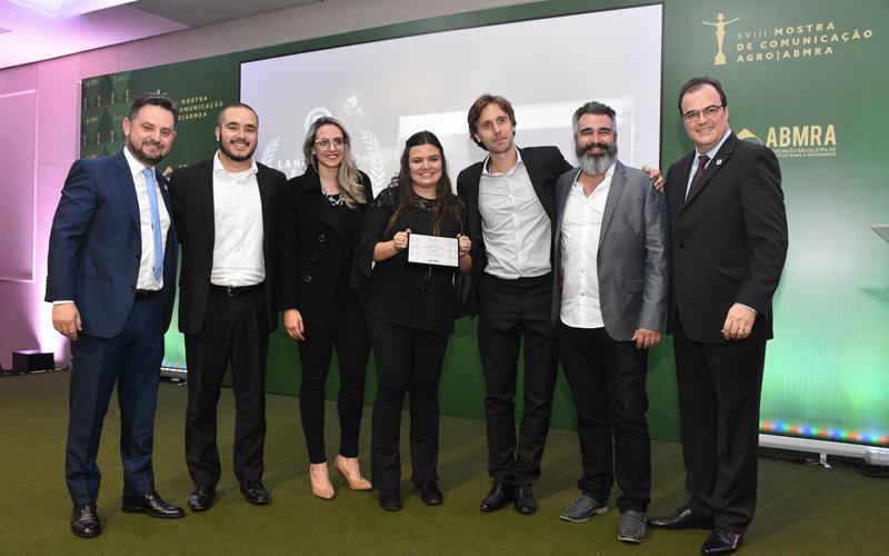Campanhas de marketing do Canal Rural são premiadas na Mostra de Comunicação Agro ABMRA