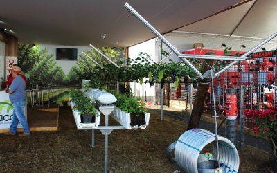 Maior produtividade para o cultivo de flores, hortícolas e frutas é o foco da Belgo na 26ª Hortitec, em Holambra (SP)