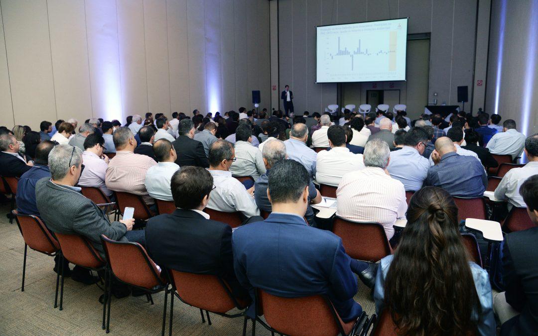 Fórum MilkPoint Mercado 2019 discute cenários do leite e a volatilidade do mercado, em Uberlândia, em 06.08