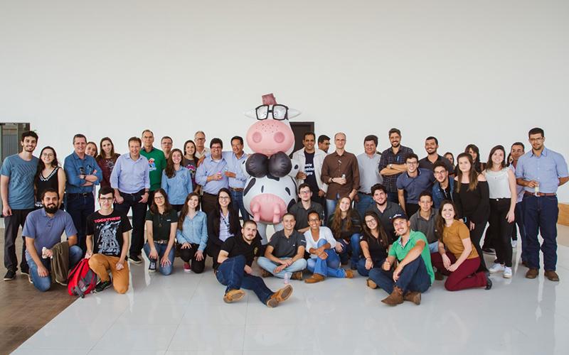 3 mil estudantes de 10 estados participam da Caravana 4.0, primeira etapa do movimento Ideas For Milk 2019