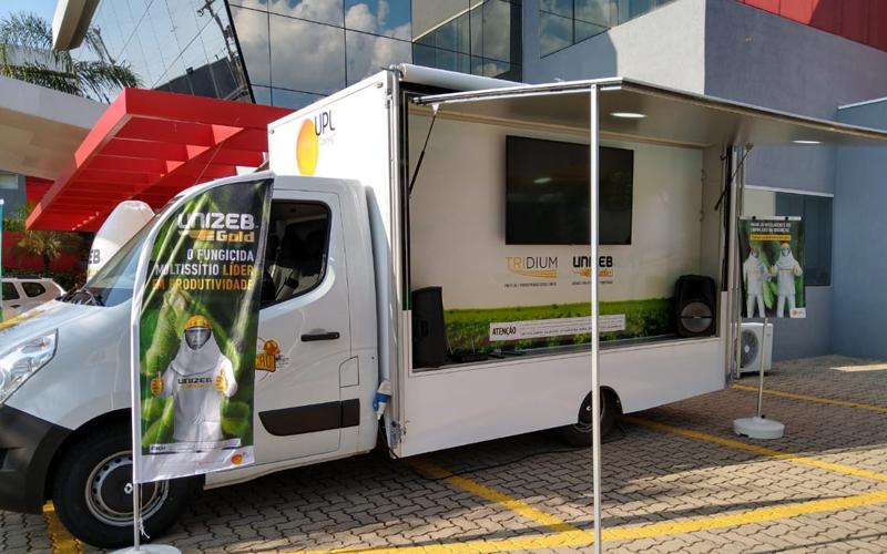 Rio Grande do Sul receberá 15 etapas de caravana da UPL sobre proteção e aumento de produtividade da soja