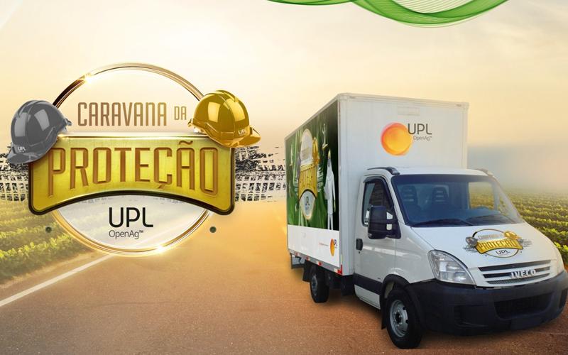 Santa Catarina receberá etapa de caravana da UPL sobre proteção e aumento de produtividade da soja