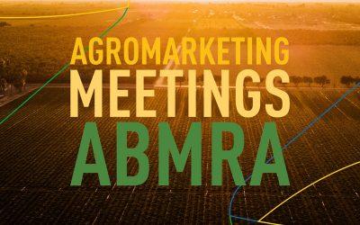 Acontece amanhã (25.10) mais uma edição do AgroMarketing Meetings ABMRA