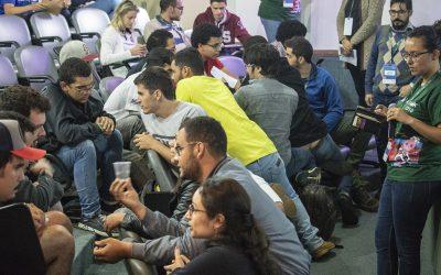 Recorde de estudantes no Vacathon, o hackathon do movimento Ideas For Milk, em Juiz de Fora