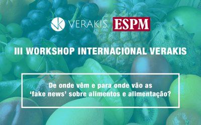 ABMRA apoia workshop sobre fake news sobre alimentos e alimentação