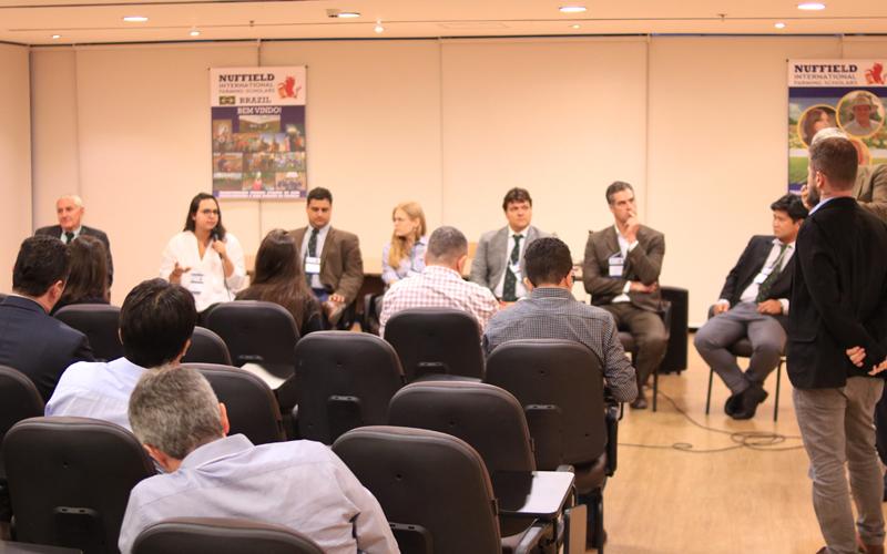 Jovens talentos da Nuffield Brasil conhecem o mundo e trazem novos conhecimentos para o agronegócio