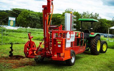 Máquina para construção de cercas da Belgo conquista público do Show Rural Coopavel