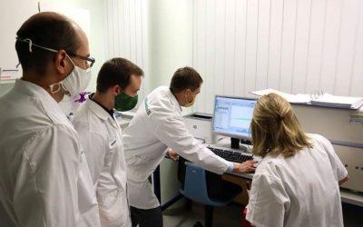 ERBER Group apoia a University Medical Clinic em Tulln, na Áustria, nos Testes de detecção da COVID-19