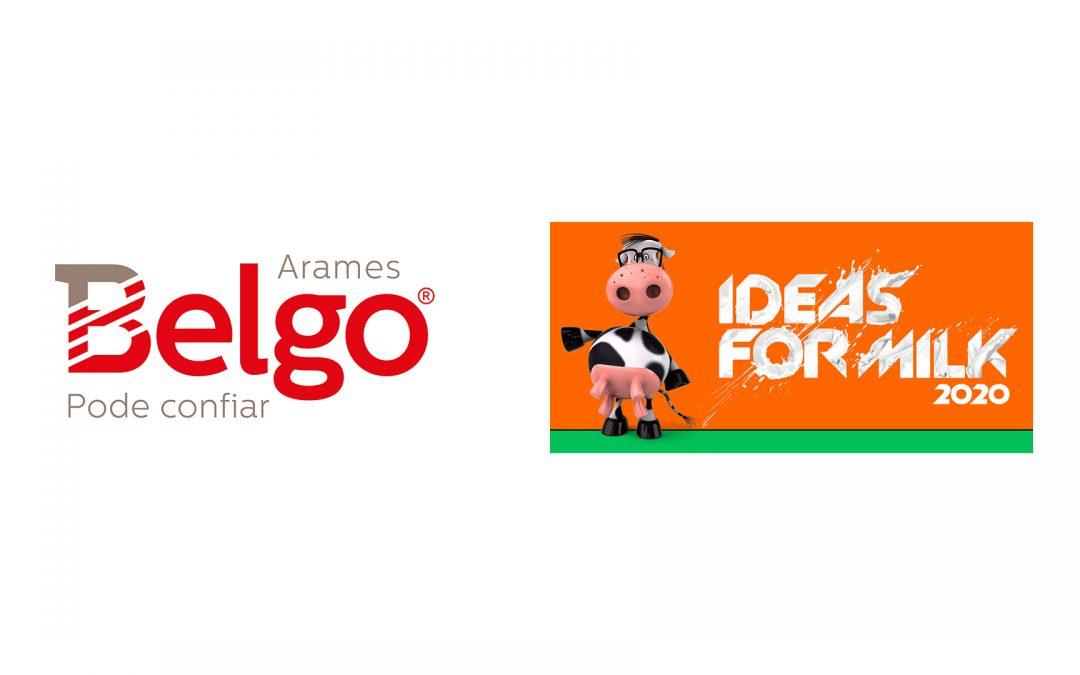 Belgo Bekaert estará na banca avaliadora do Desafio de Startups, fase final do Ideas For Milk