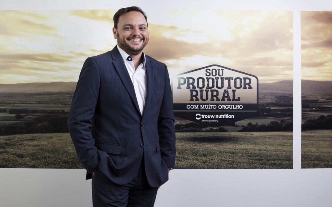 Trouw Nutrition fortalece estrutura com Augusto Adami como diretor geral Latam
