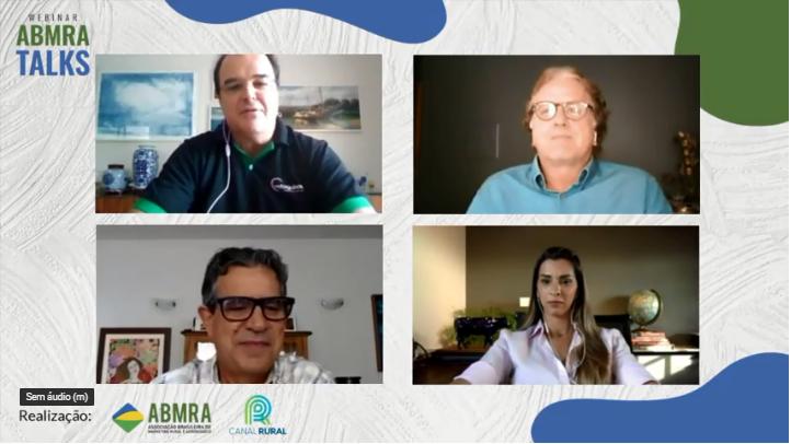 Comunicação é essencial para fortalecer os fatos e desfazer os mitos do agro, aponta webinar ABMRA TALKS