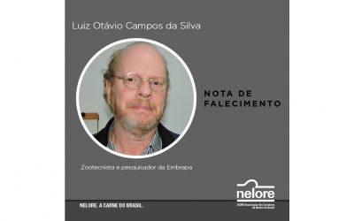 ACNB lamenta falecimento do brilhante pesquisador Luiz Otávio Campos da Silva