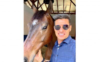 Suplementação nutricional de qualidade comprovadamente melhora o rendimento dos cavalos em provas, afirma treinador de hipismo