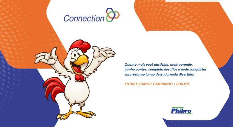 Phibro Saúde Animal lança 'Connection', uma comunidade virtual dedicada aos profissionais de avicultura