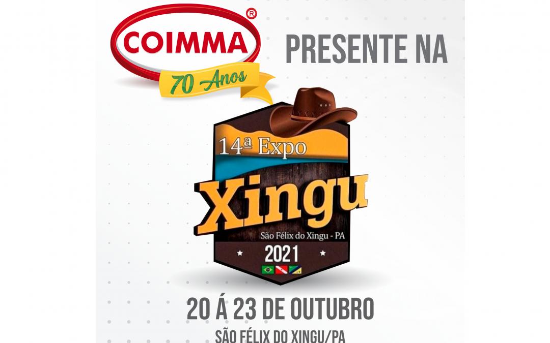 Coimma vai à 14ª Expo Xingu, importante exposição agropecuária do Pará